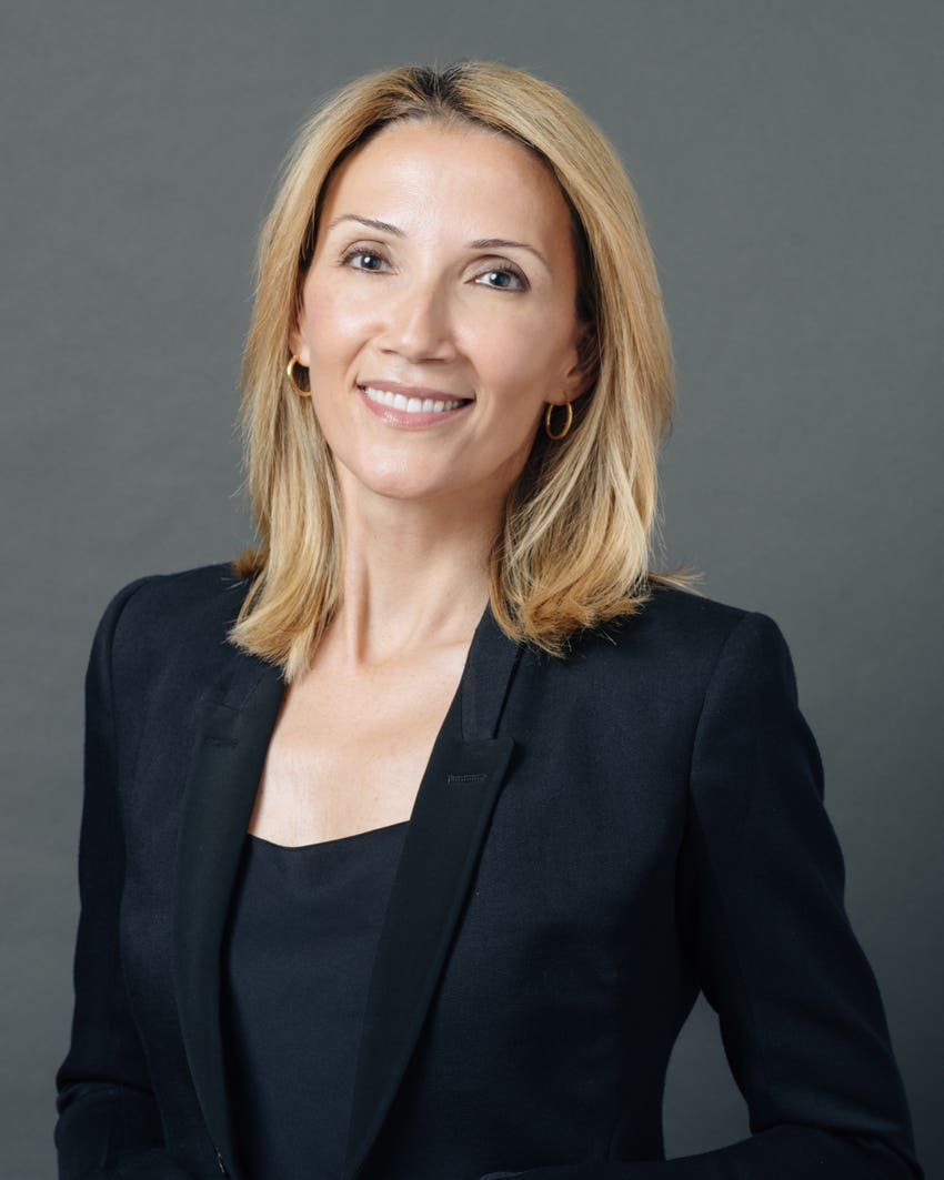 Helen Hoehne President of the HFPA 2021-2022