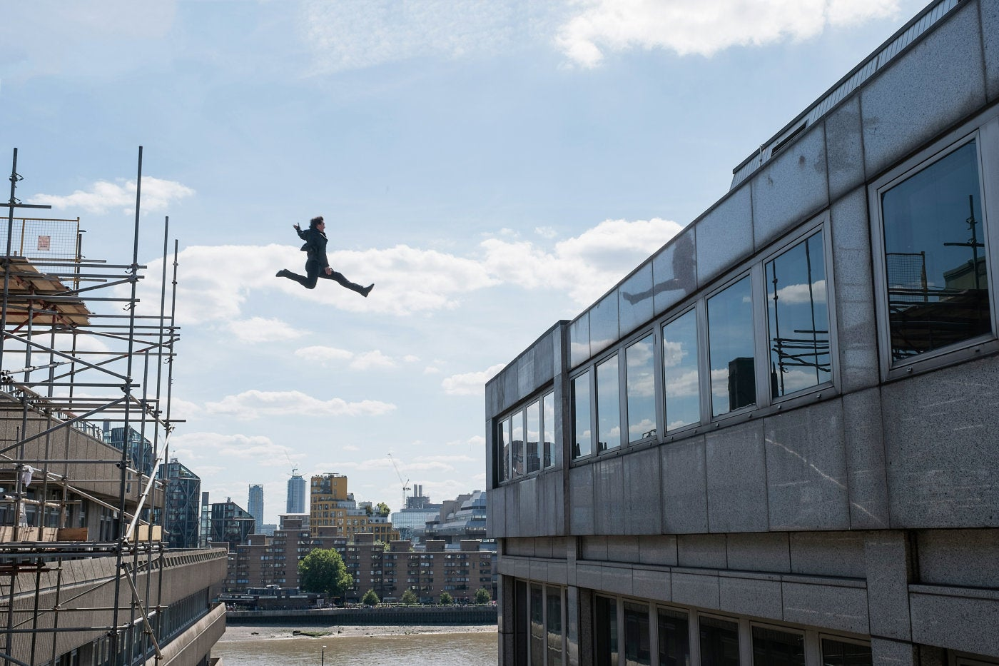 "A scene from ""Mission Impossible-Fallout"""