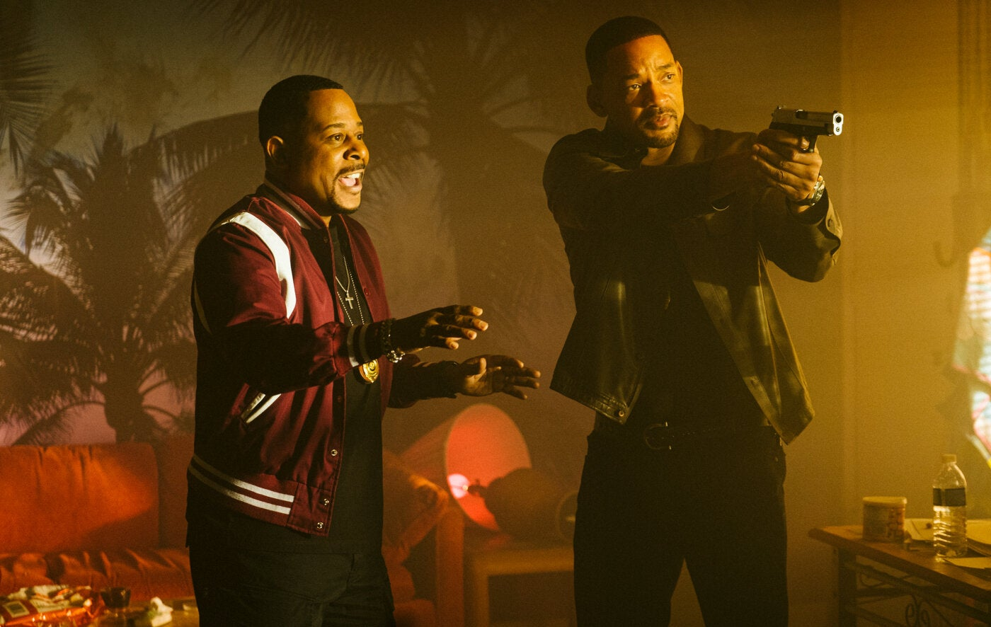 "A scene from ""Bad Boys For Life"", 2020"