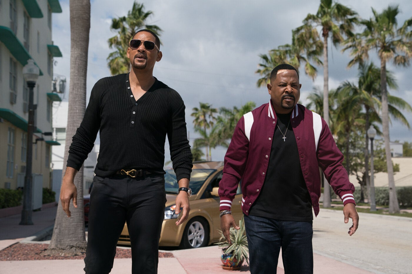 "A scene from ""Bad Boys From Life"", 2020"