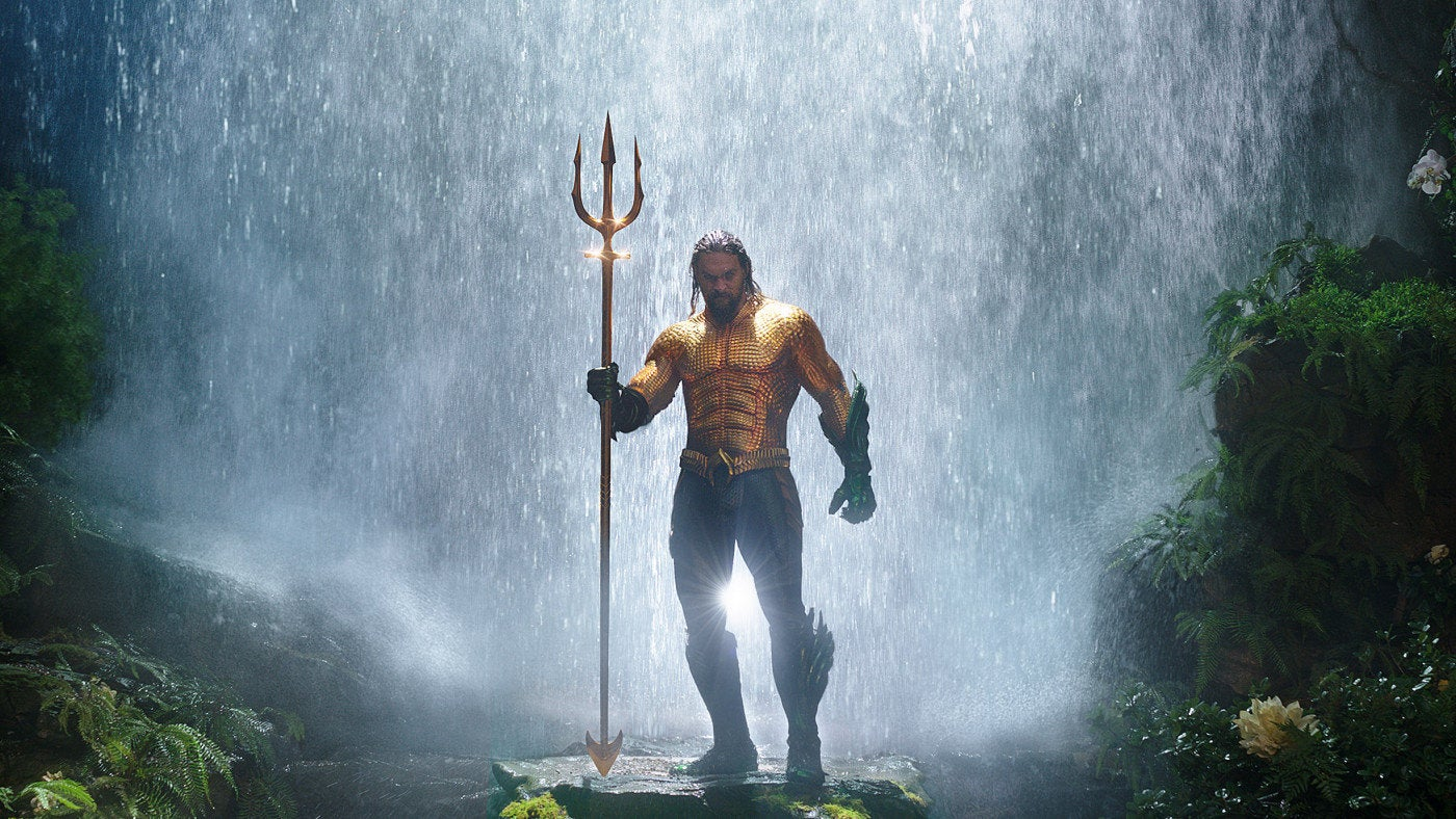 "A scene from ""Aquaman"