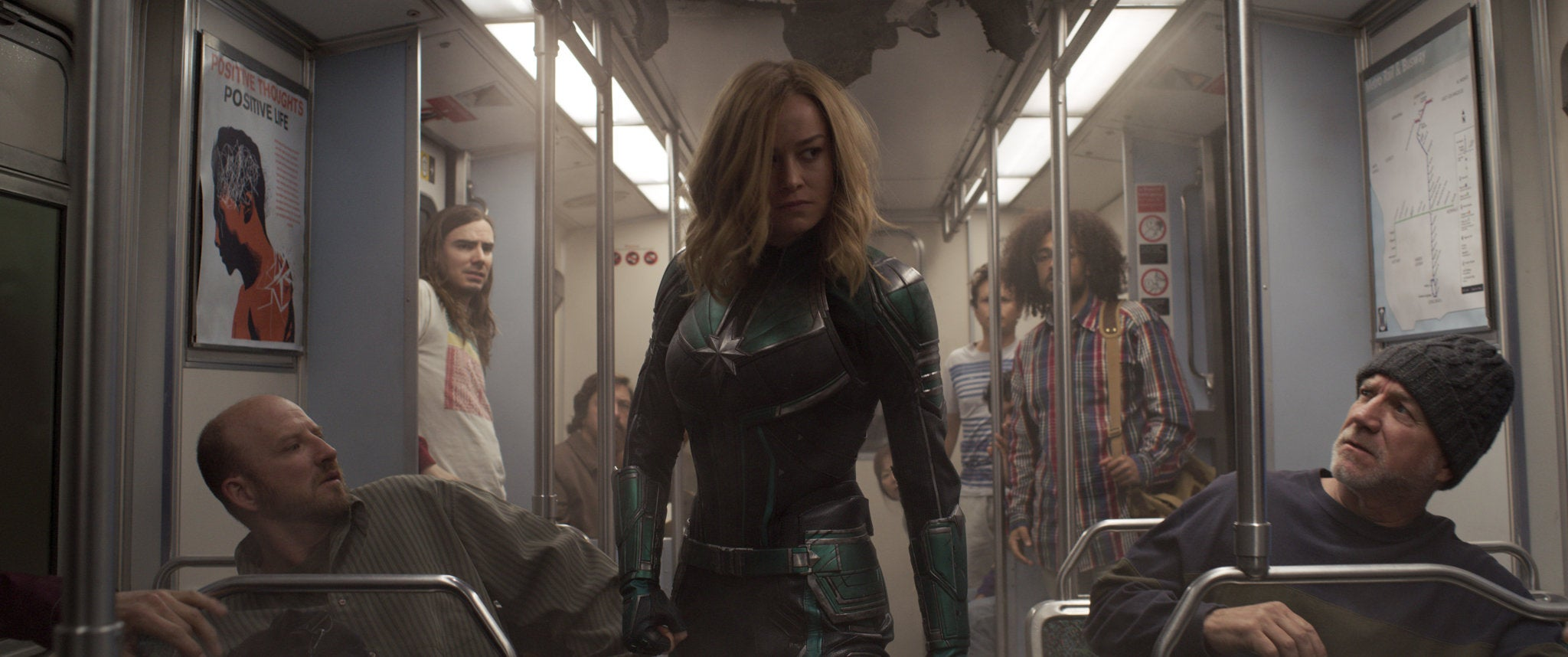 "A scene from ""Captain Marvel"", 2019"