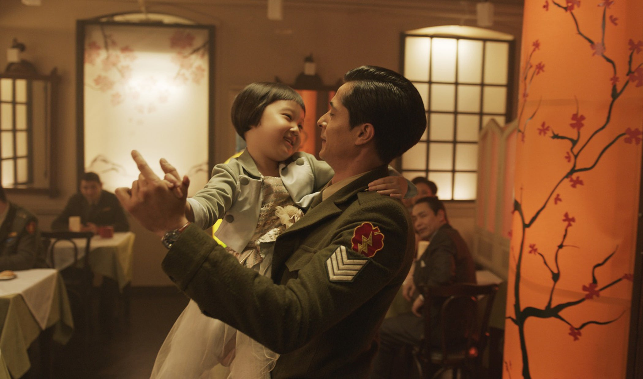 """Scene from """"Ayla: A Daughter of War"""""""