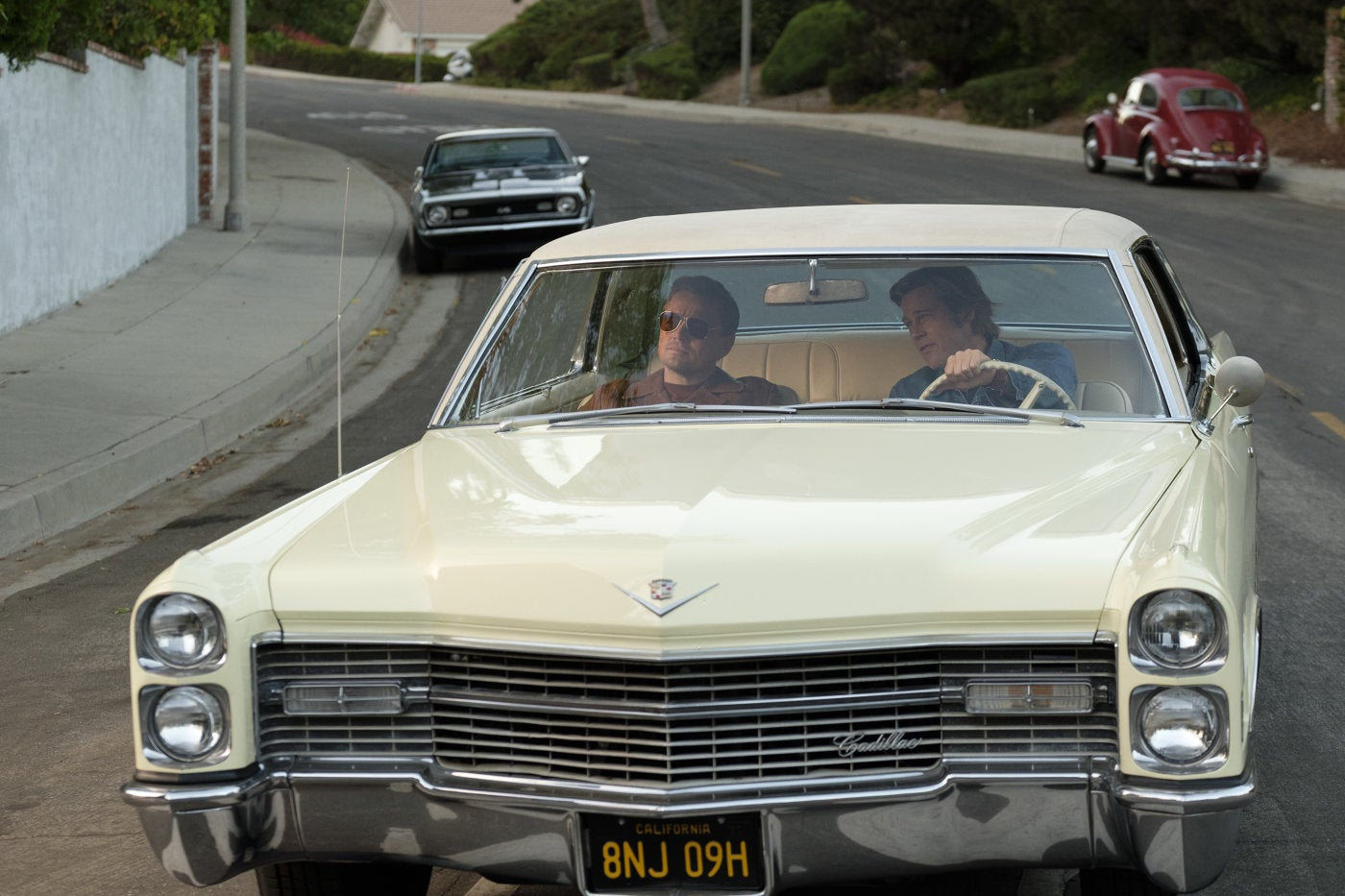"""A scene from """"Once Upon a Time...in Hollywood"""", 2019"""