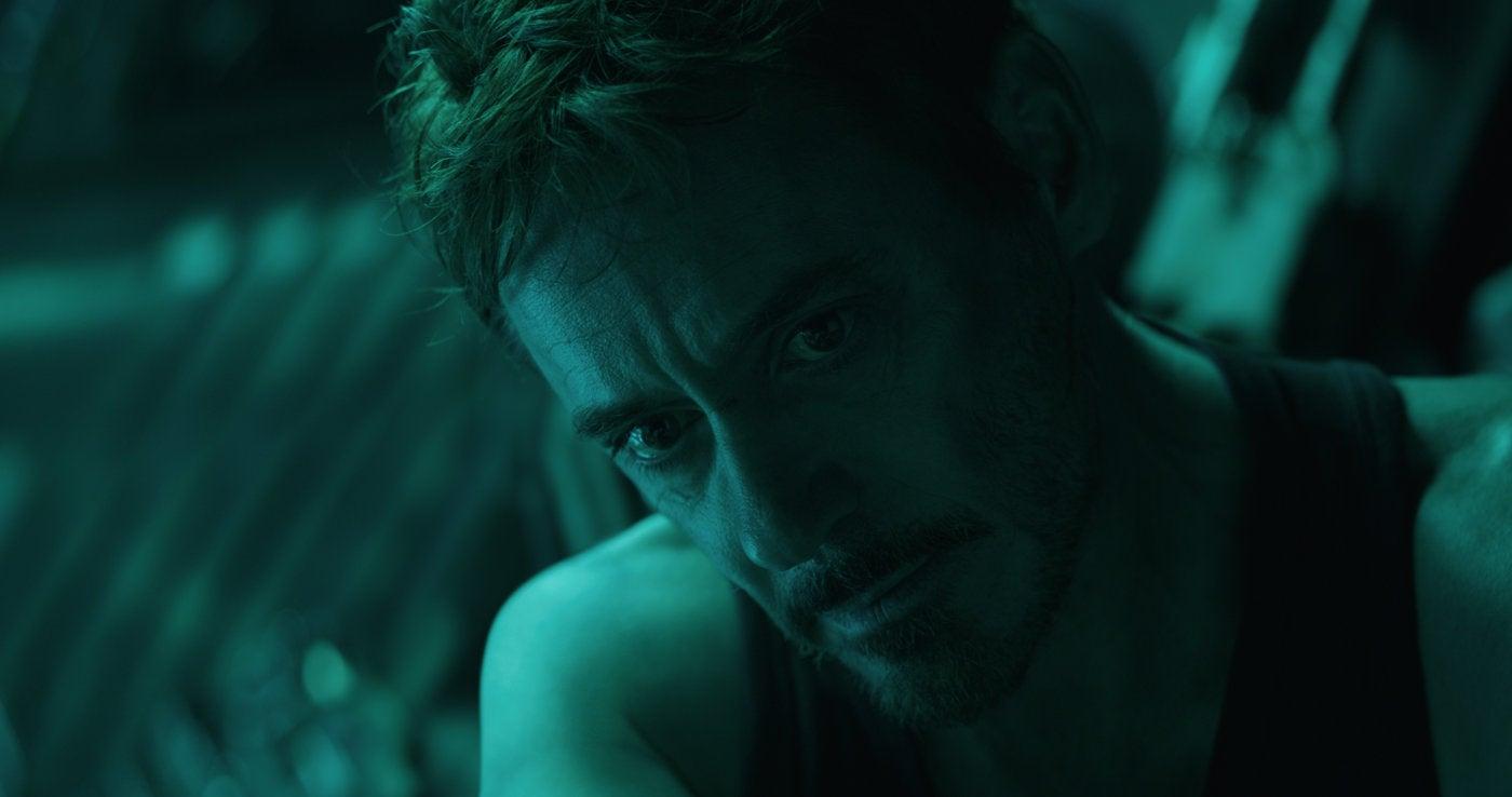 """Robert Downey Jr. in a scene from """"Avengers:Endgame"""", 2019"""