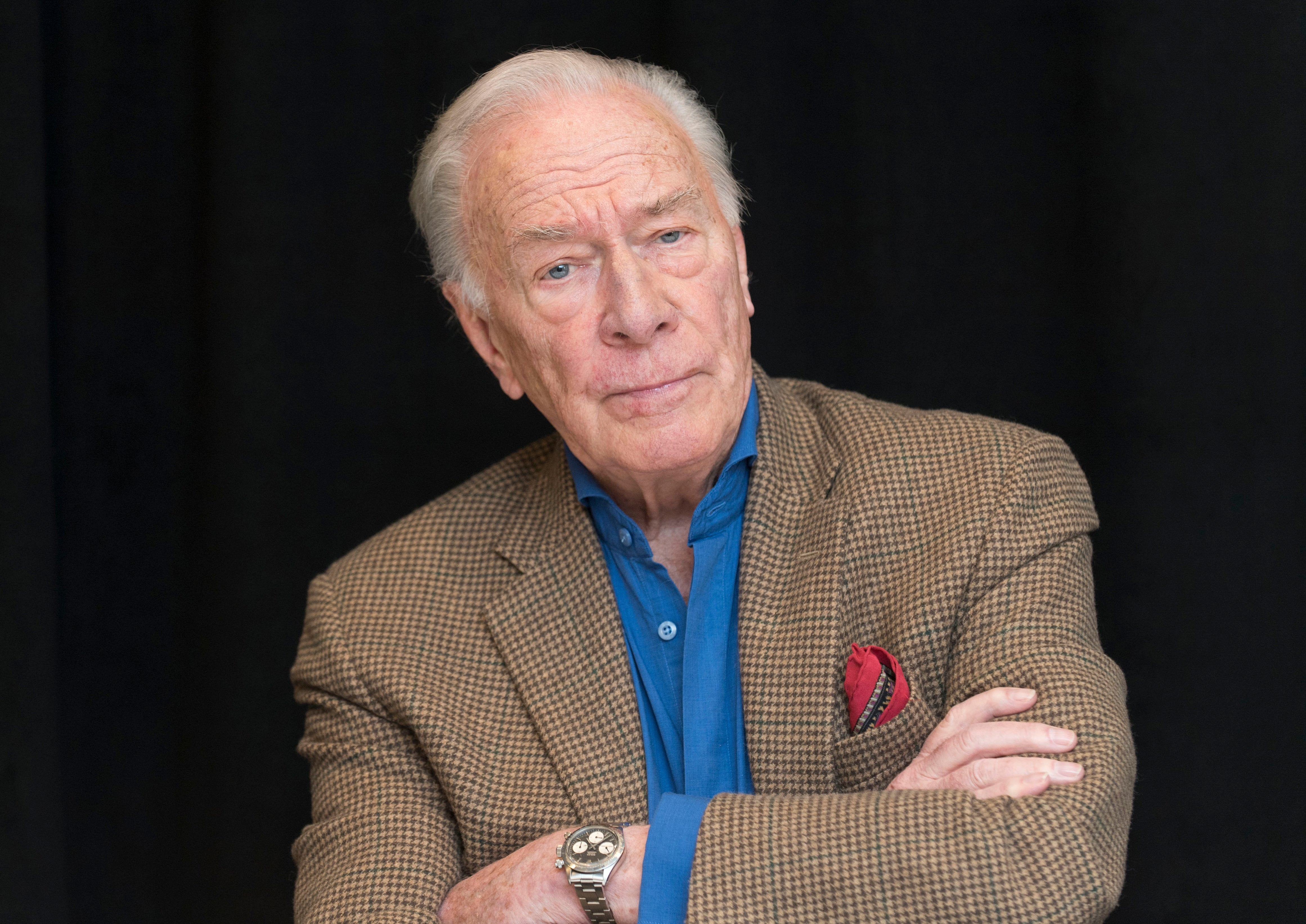 Discussion on this topic: Laura Spencer (actress), christopher-plummer/
