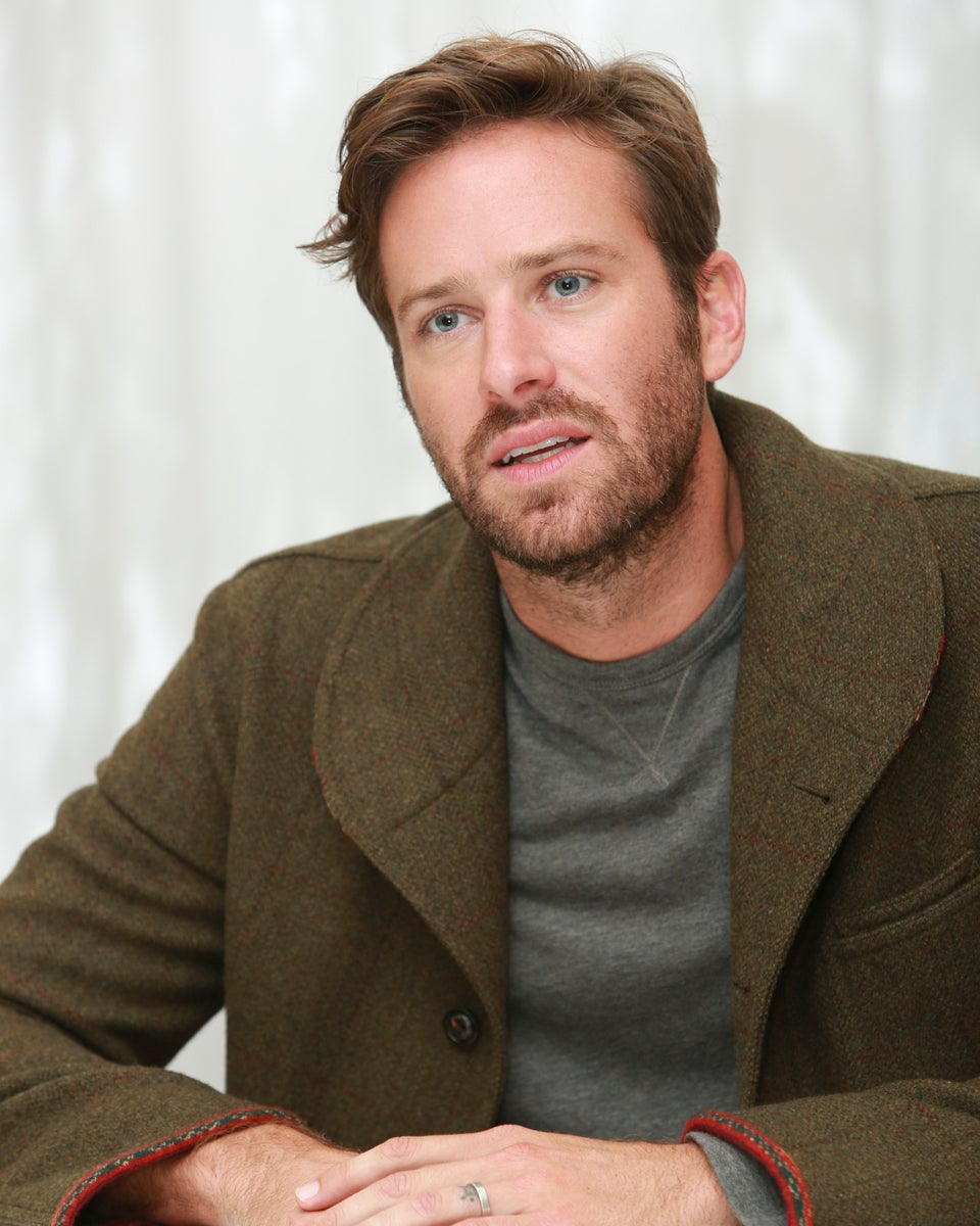 Armie Hammer - 75th Golden Globes Nominee | Golden Globes