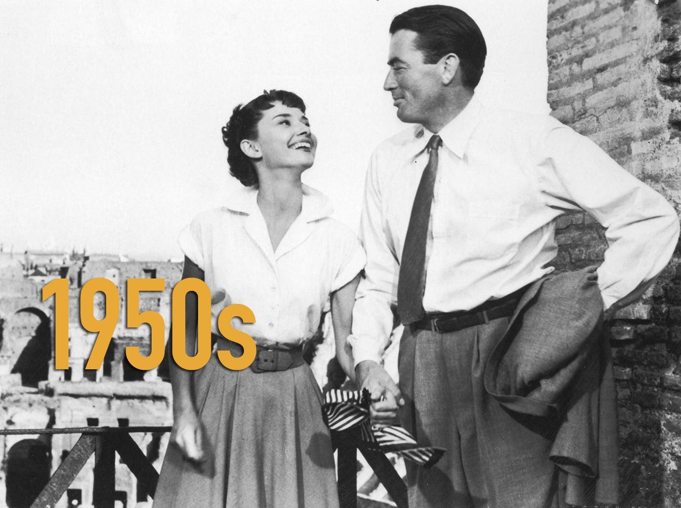 1950s Golden Globes