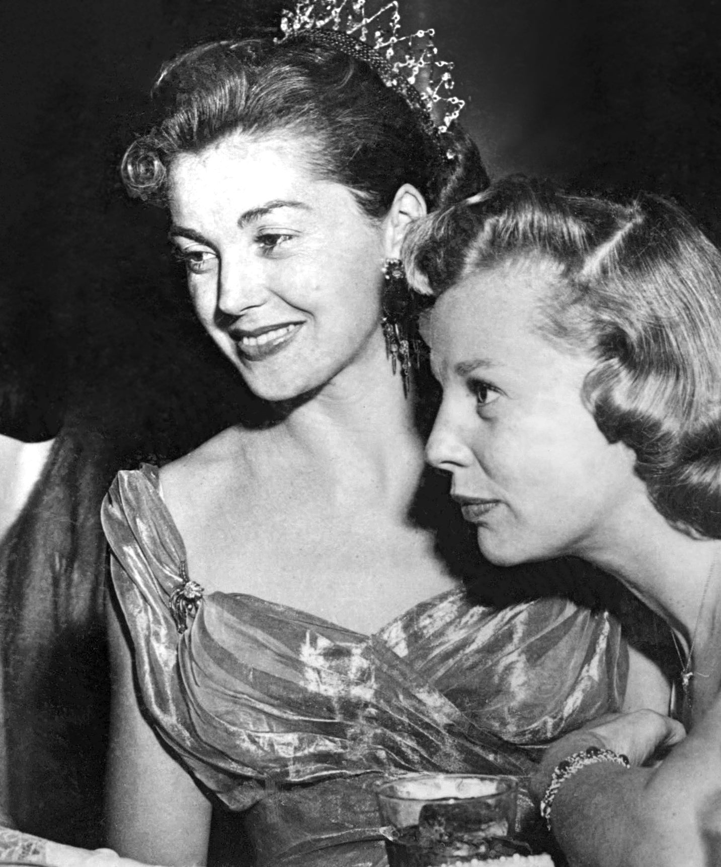 Esther Williams and June Allison