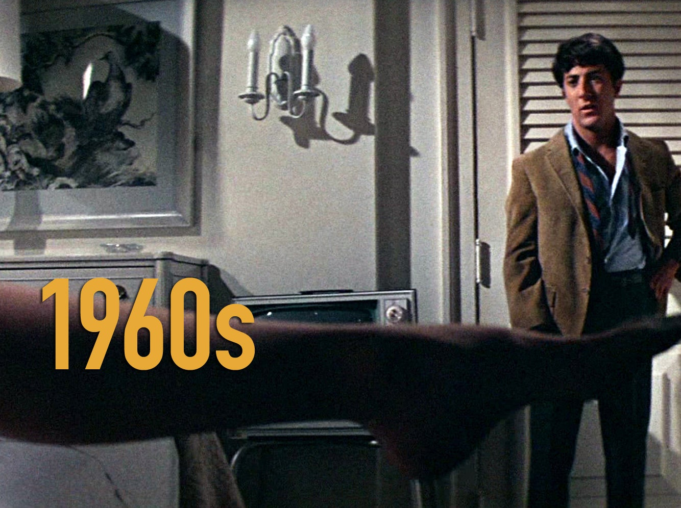 "Scene from ""The Graduate"" - 1960s"