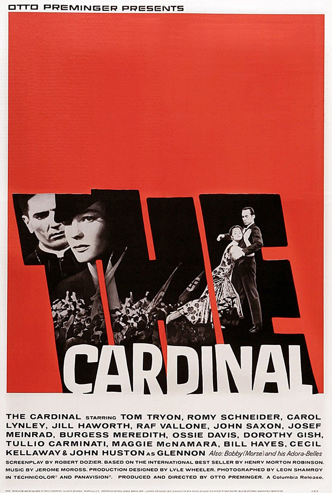 The Cardinal movie poster