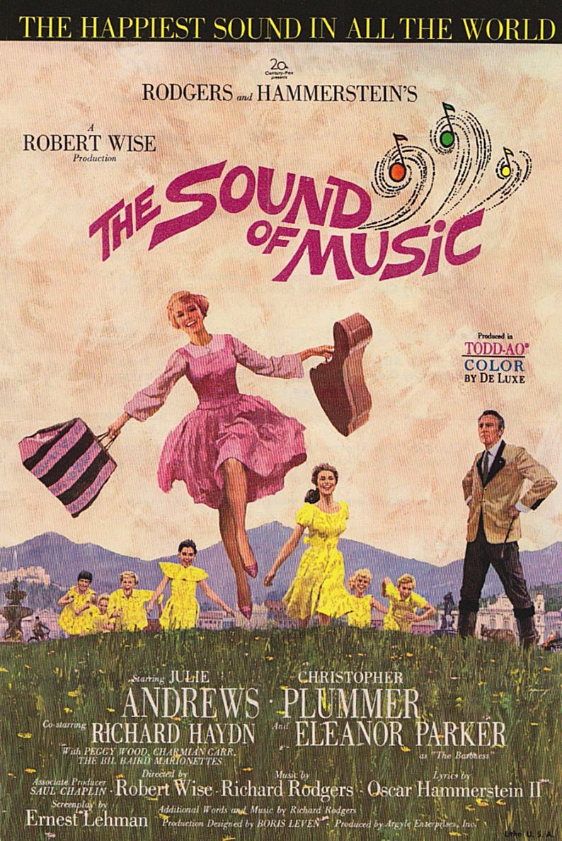 1966 musical or comedy the sound of music golden globes