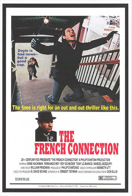 The French Connection movie poster