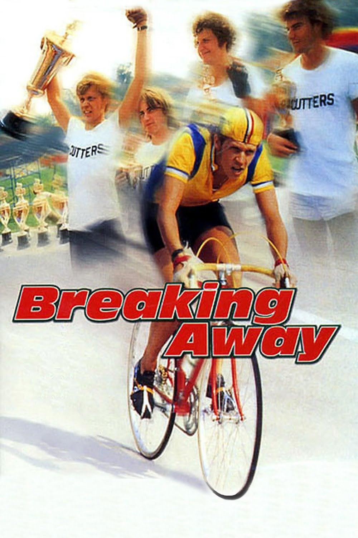 Breaking Away movie poster