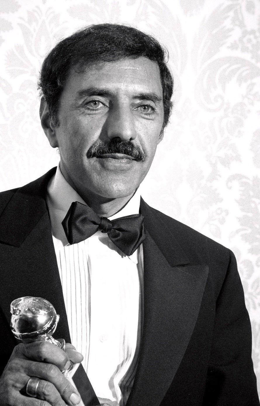 Writer William Peter Blatty, Golden Globe winner