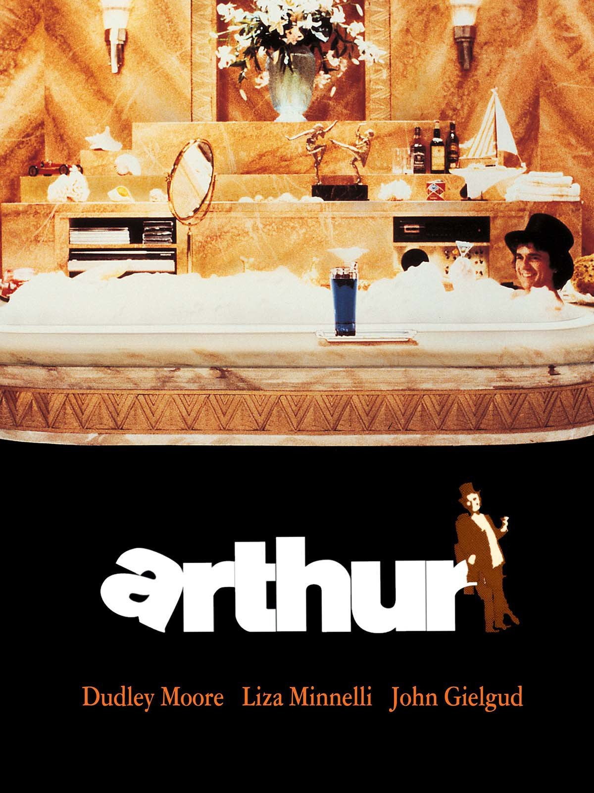Arthur movie poster