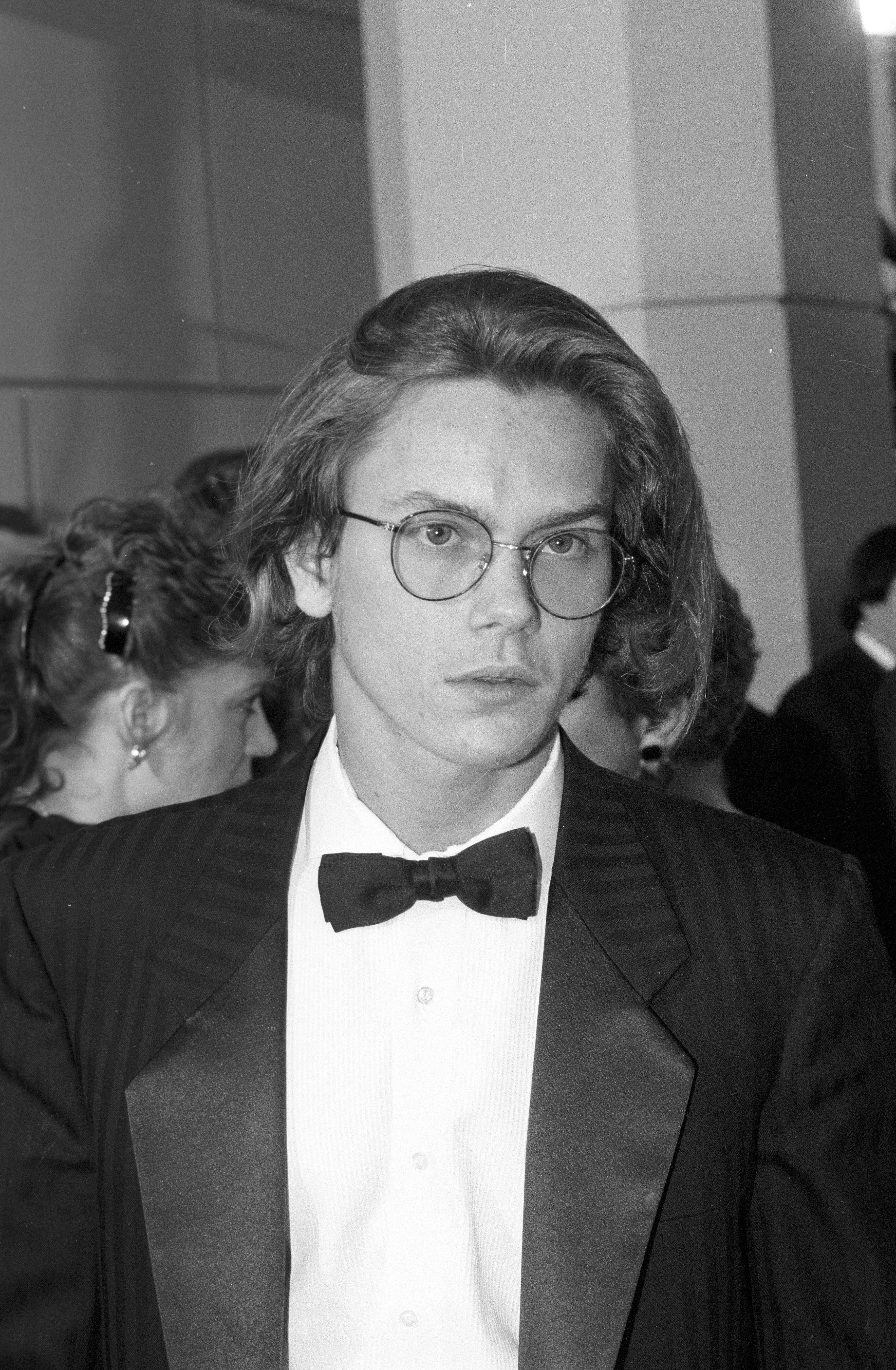 Actor River Phoenix, Golden Globe nominee