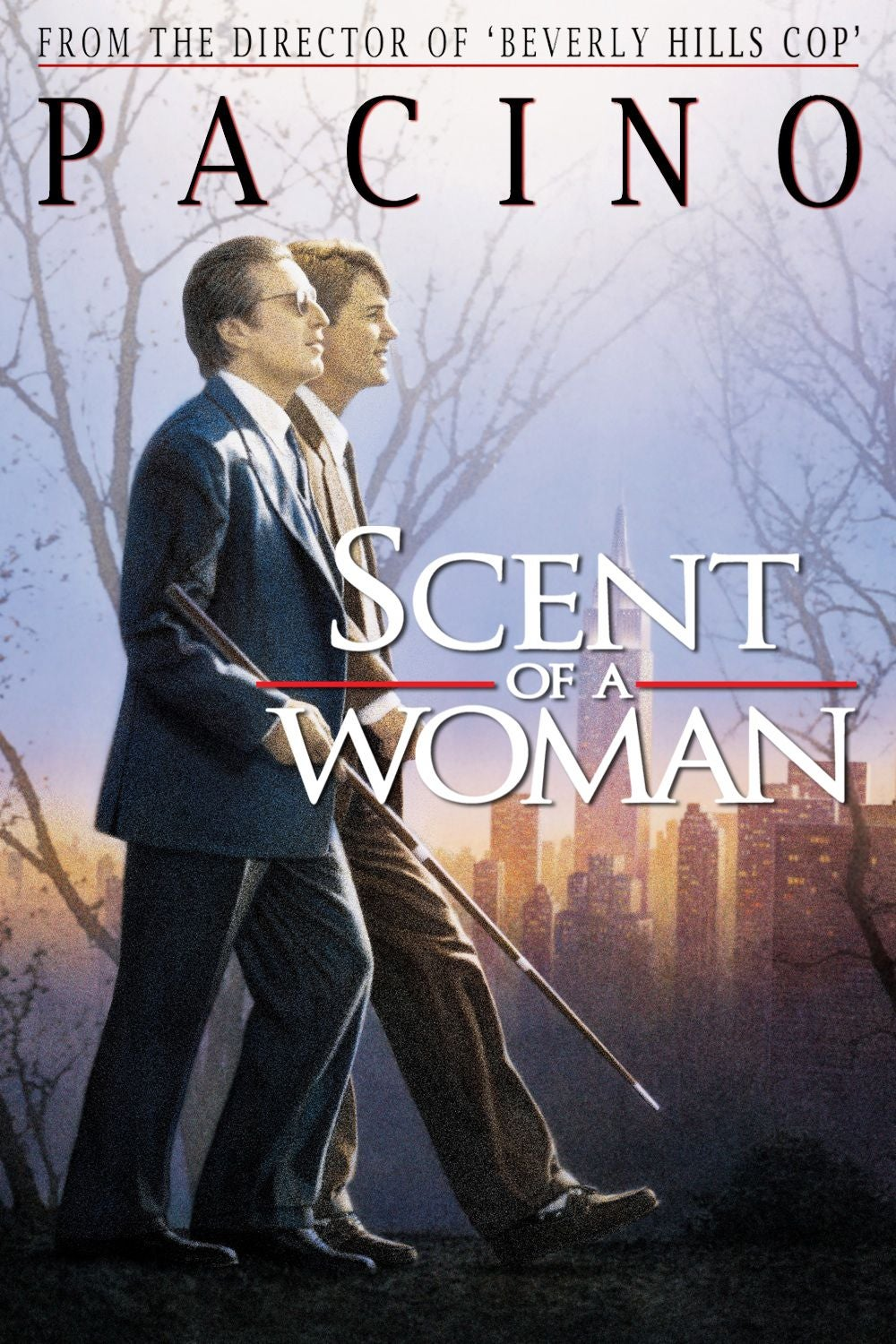 1993 Drama Scent Of A Woman Golden Globes