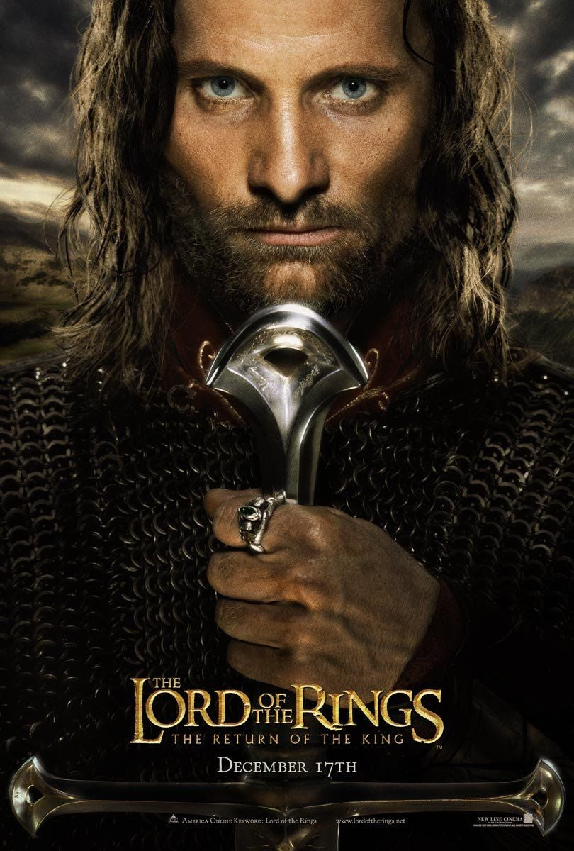 The Lord of the Rings: The Return of the Kind movie poster