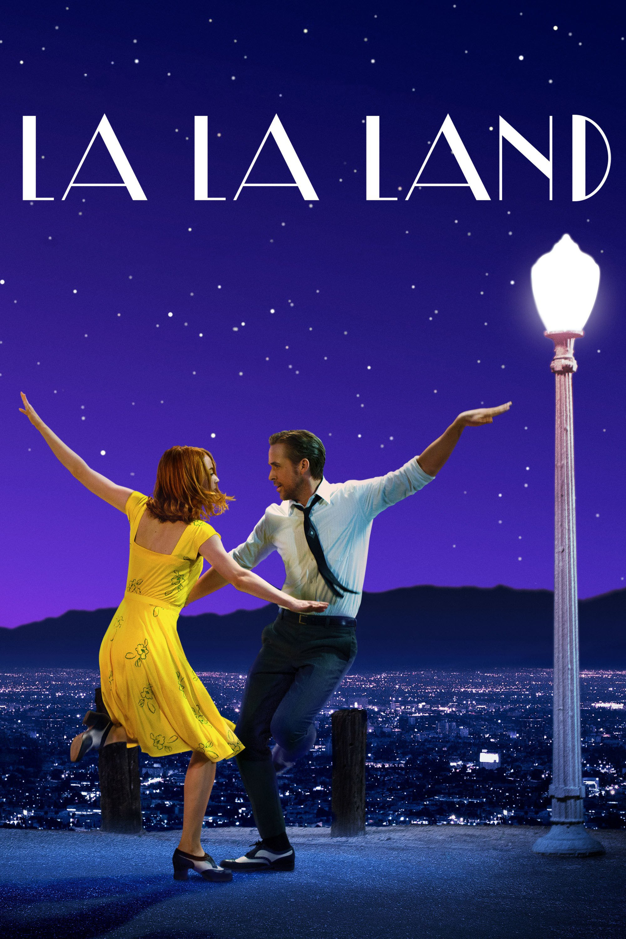 2017 - Musical or Comedy: La La Land | Golden Globes