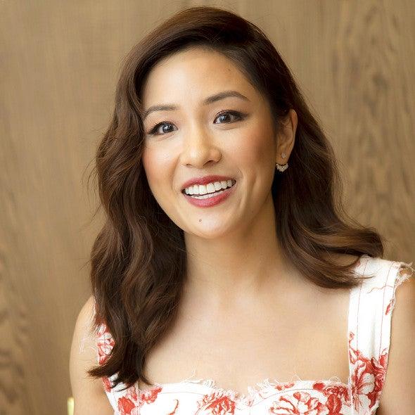 Acress Constance Wu.,Golden Globe nominee