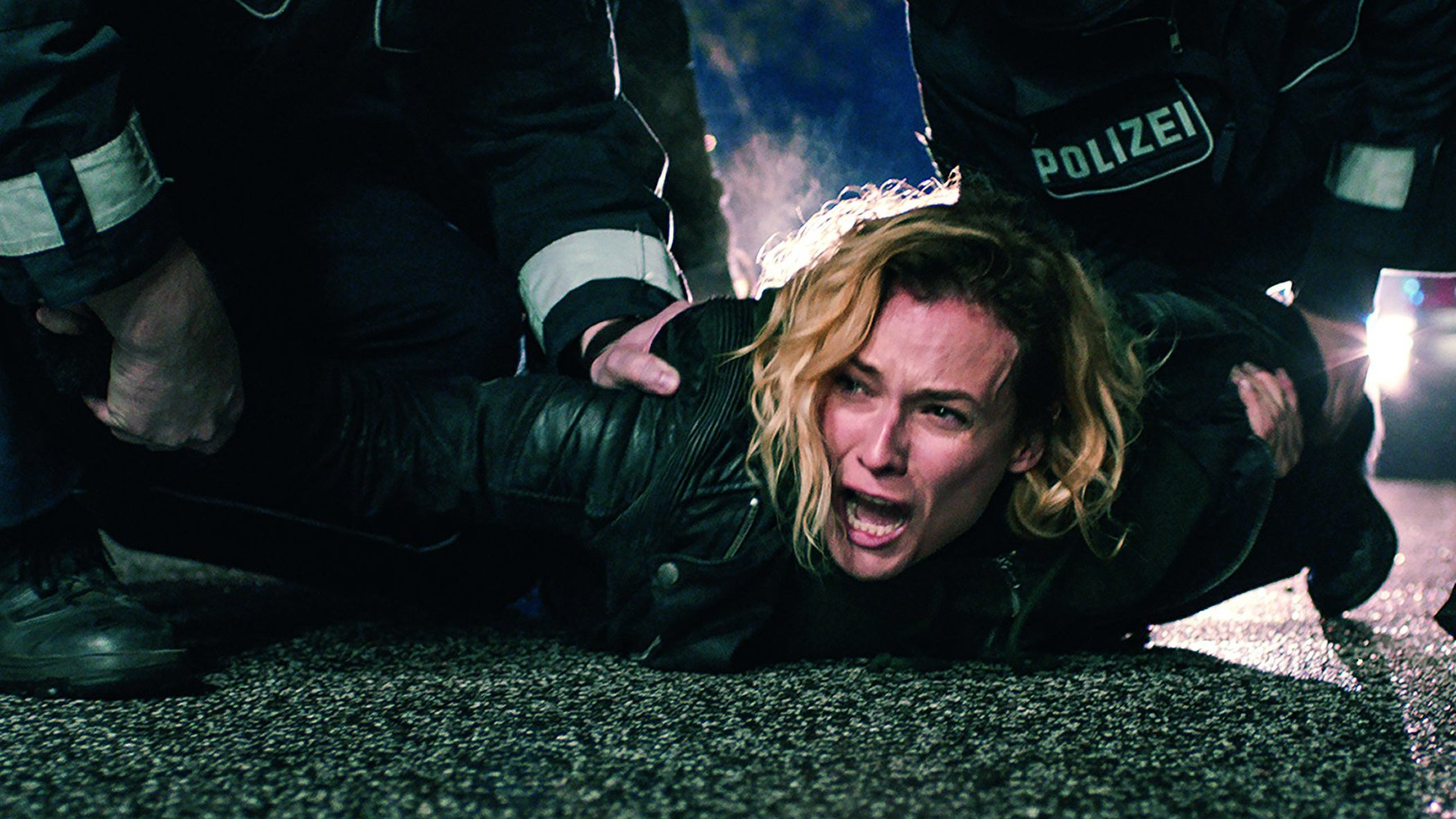 """Scene from """"In the Fade"""""""