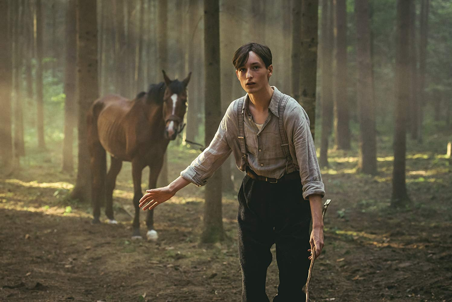"Sjur Vatne Brean in ""Out Stealing Horses"" (2019)"