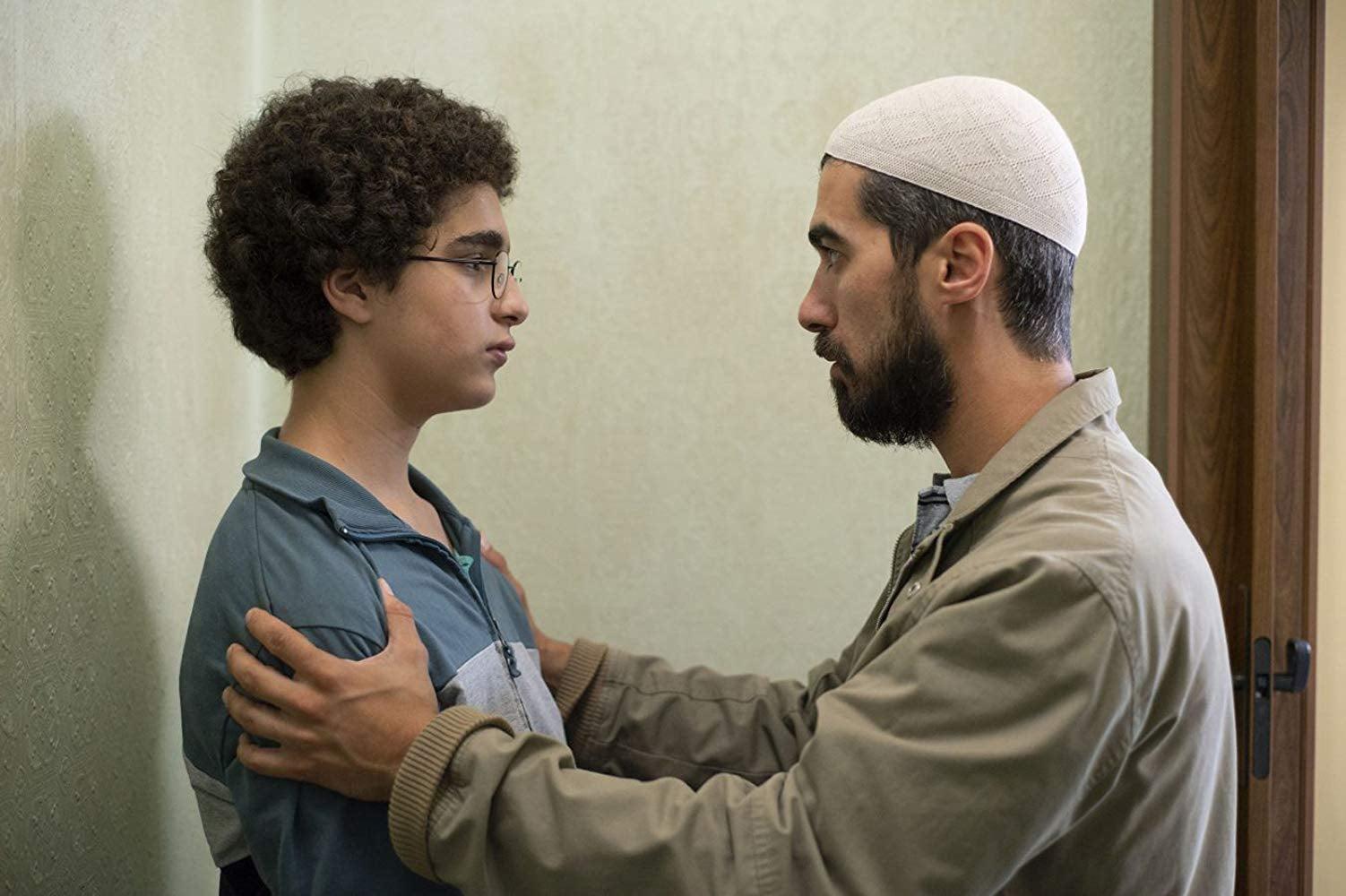 "Idir Ben Addi and Othmane Moumen in ""Young Ahmed"" (2019)"