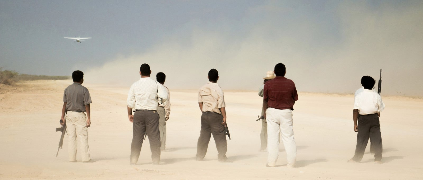 """Scene from """"Birds of Passage"""" (Colombia)"""
