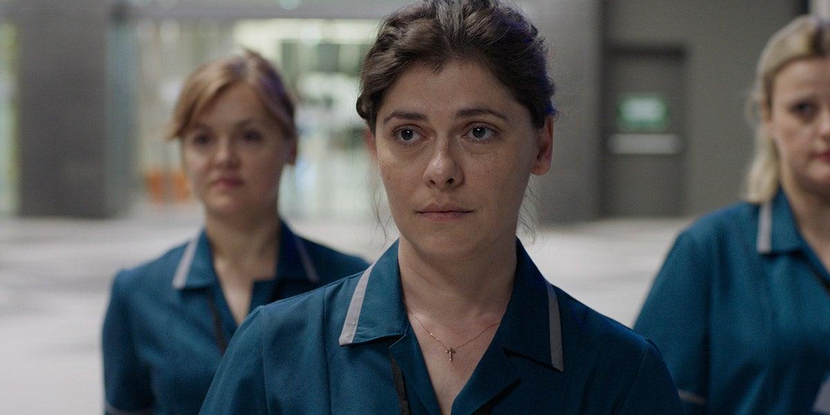 "Marisha Triantafyllidou in ""Her Job"" (2018)"