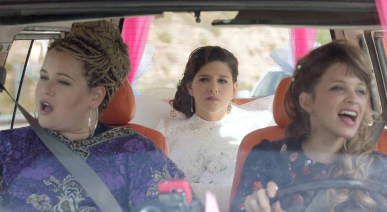 "Scene from ""The Wedding Plan"""
