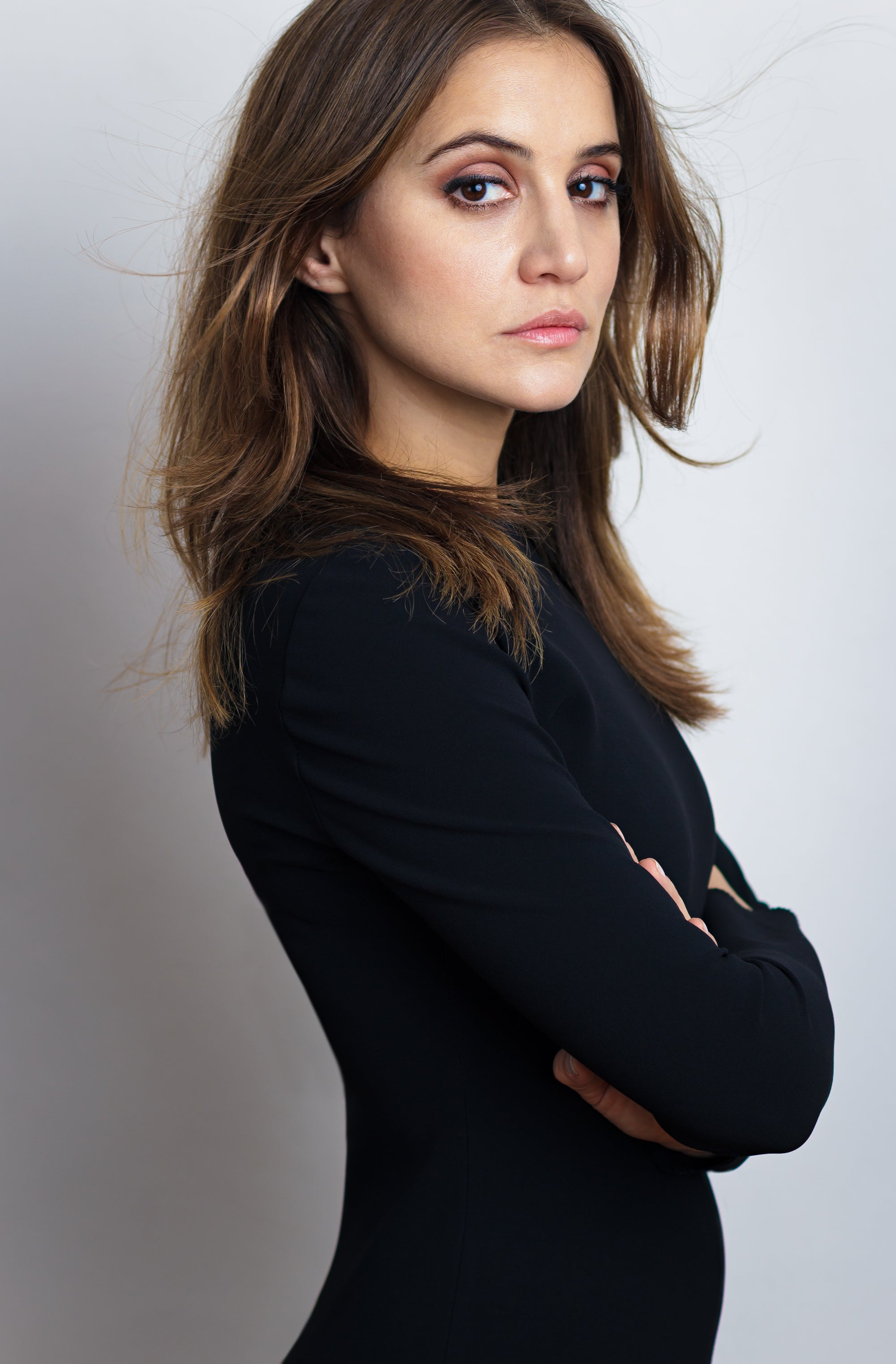 Actress Barbara Lombardo