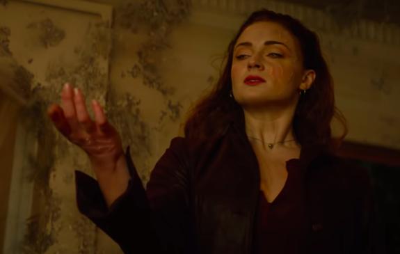 "Sophie Turner in ""Dark Phoenix"", 2019"