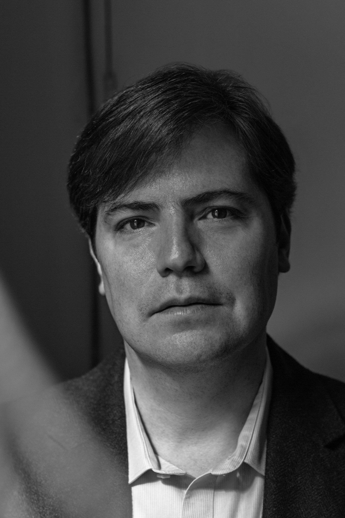 Mexican filmmaker Andres Clariond