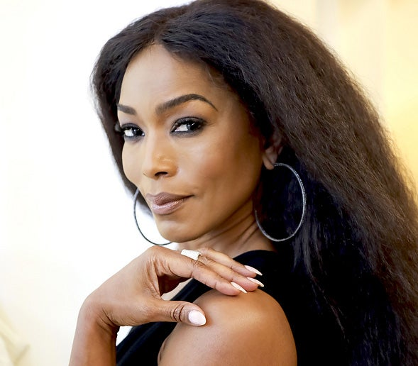 Angela Bassett, Golden Globe winner