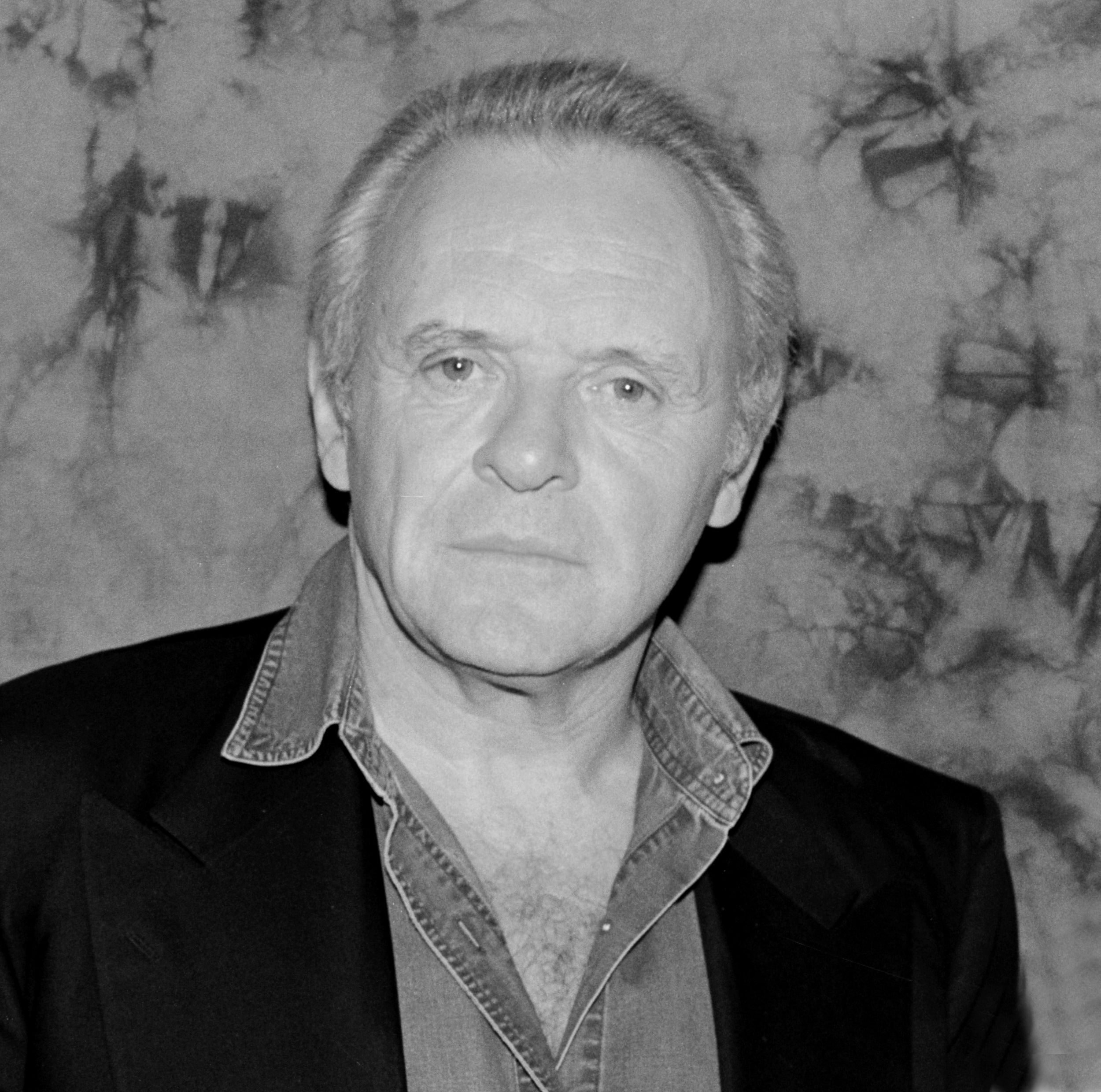 Oral History: Sir Anthony Hopkins and the Demons of Self ...