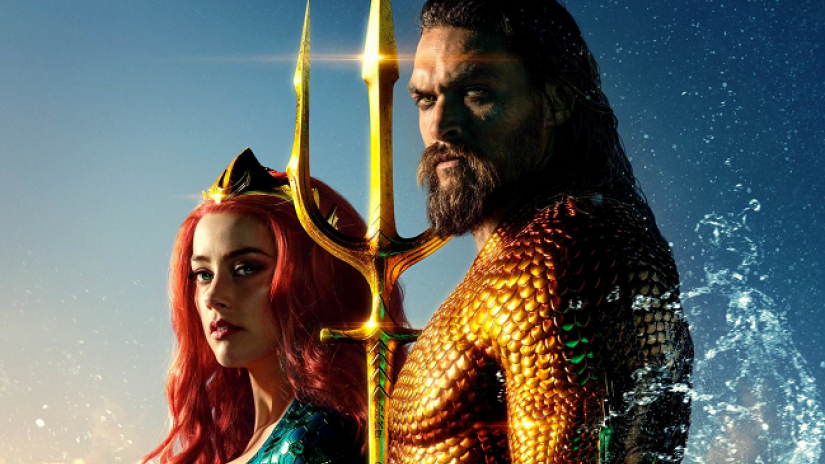 "A scene from ""Aquaman"", 2018"