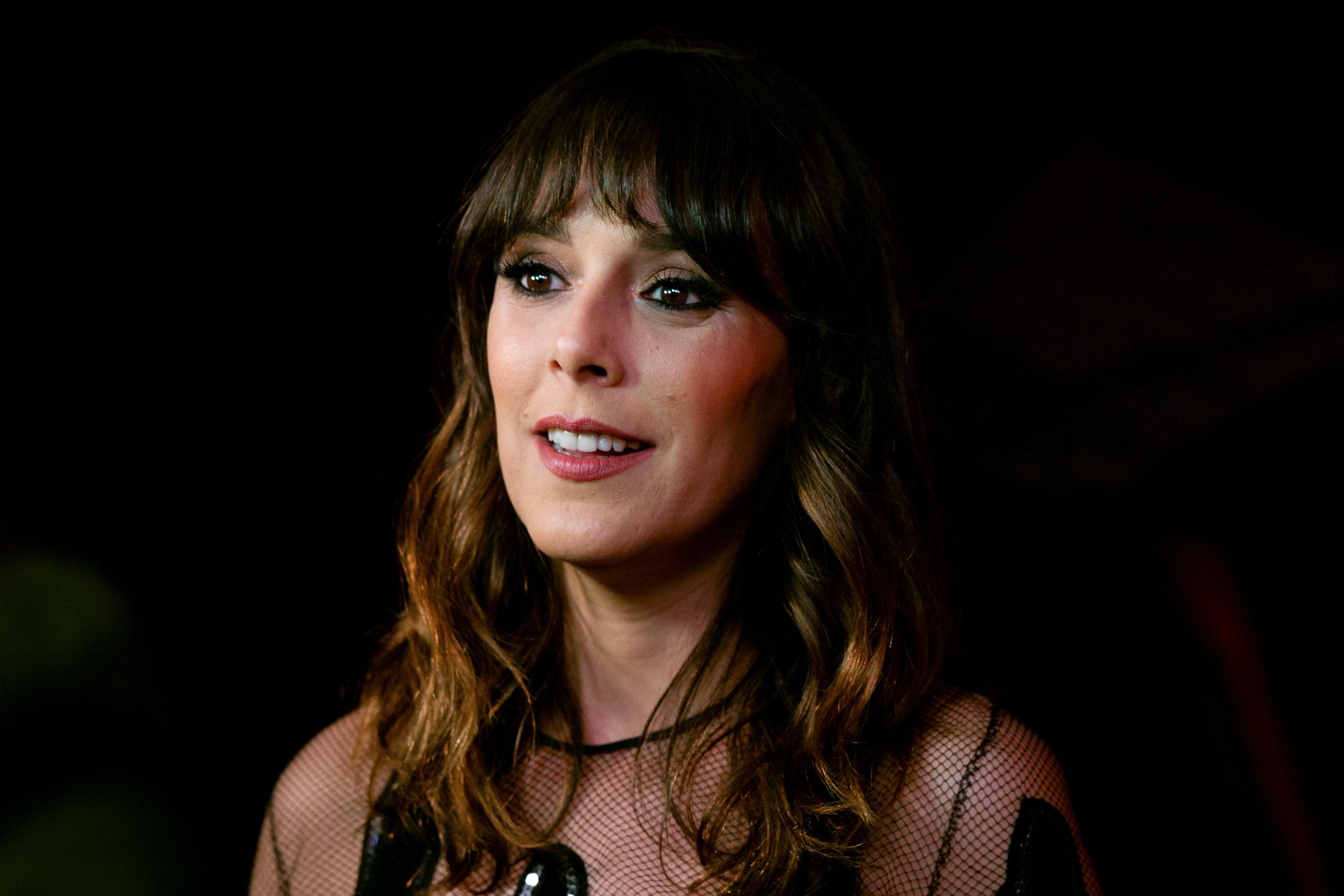 Actress Belén Cuesta