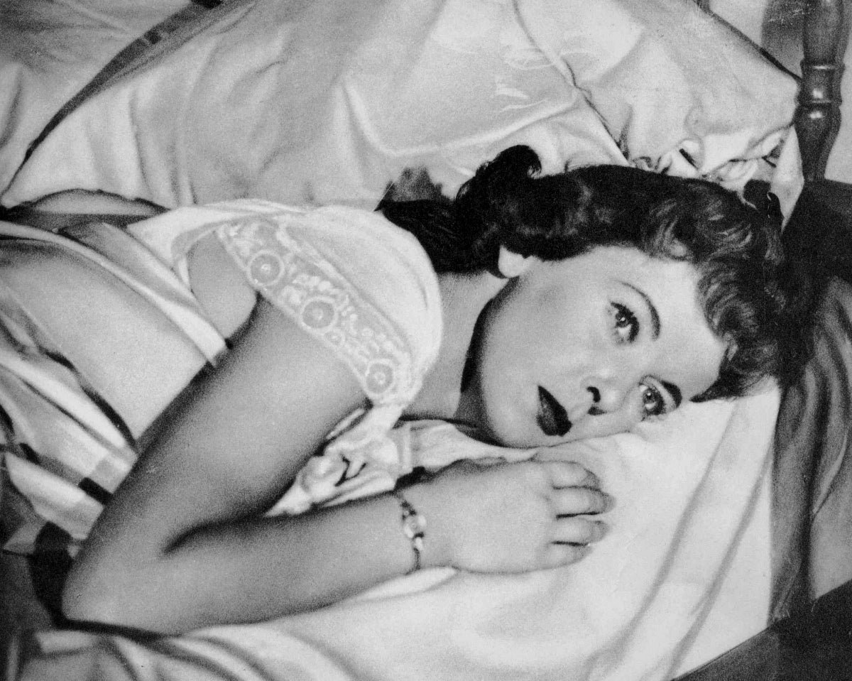 "Ida Lupino in a scene from ""The Bigamist"""