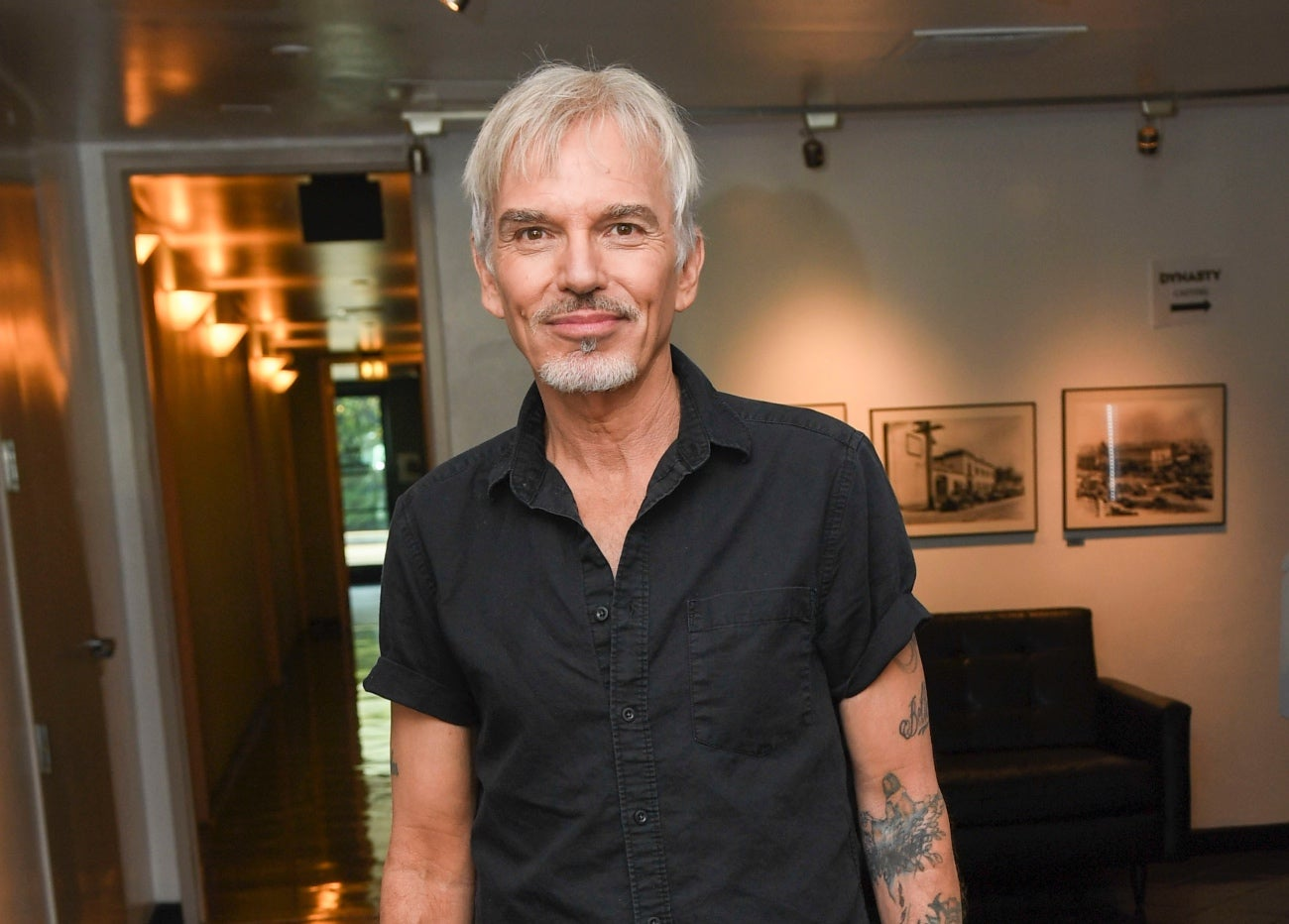 Hfpa In Conversation Billy Bob Thornton On Film Music And