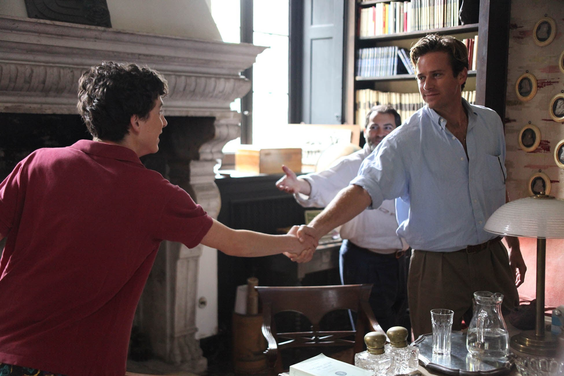Call Me By Your Name Brings Warmth Cinephile Class To Snowed In