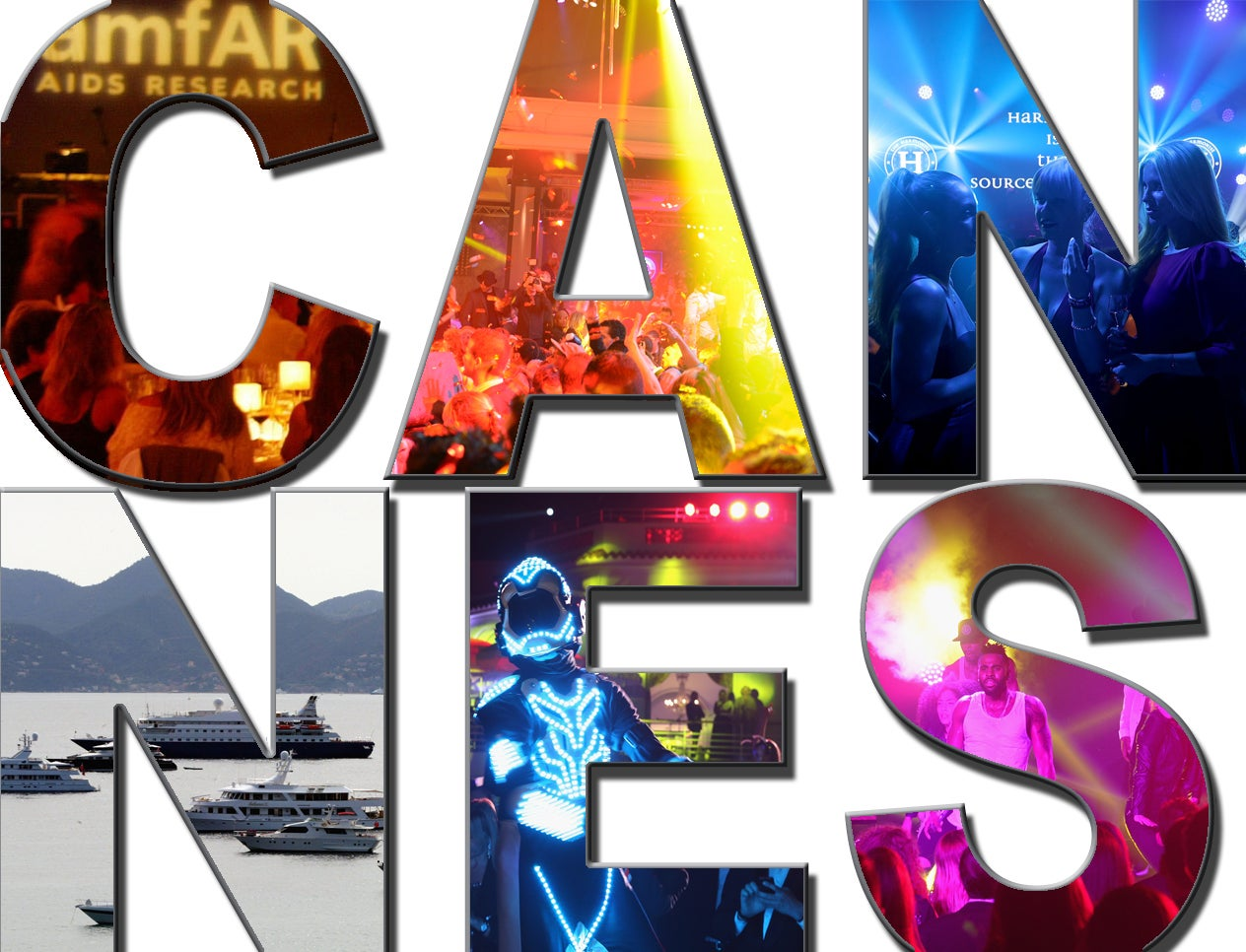 Cannes montage