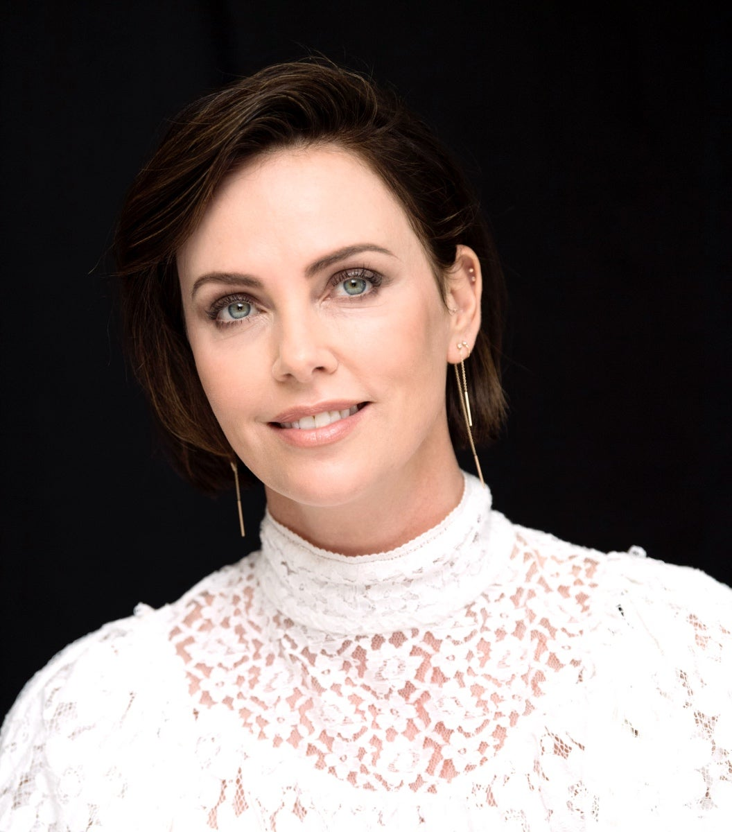 Actress and producer Charlize Theron