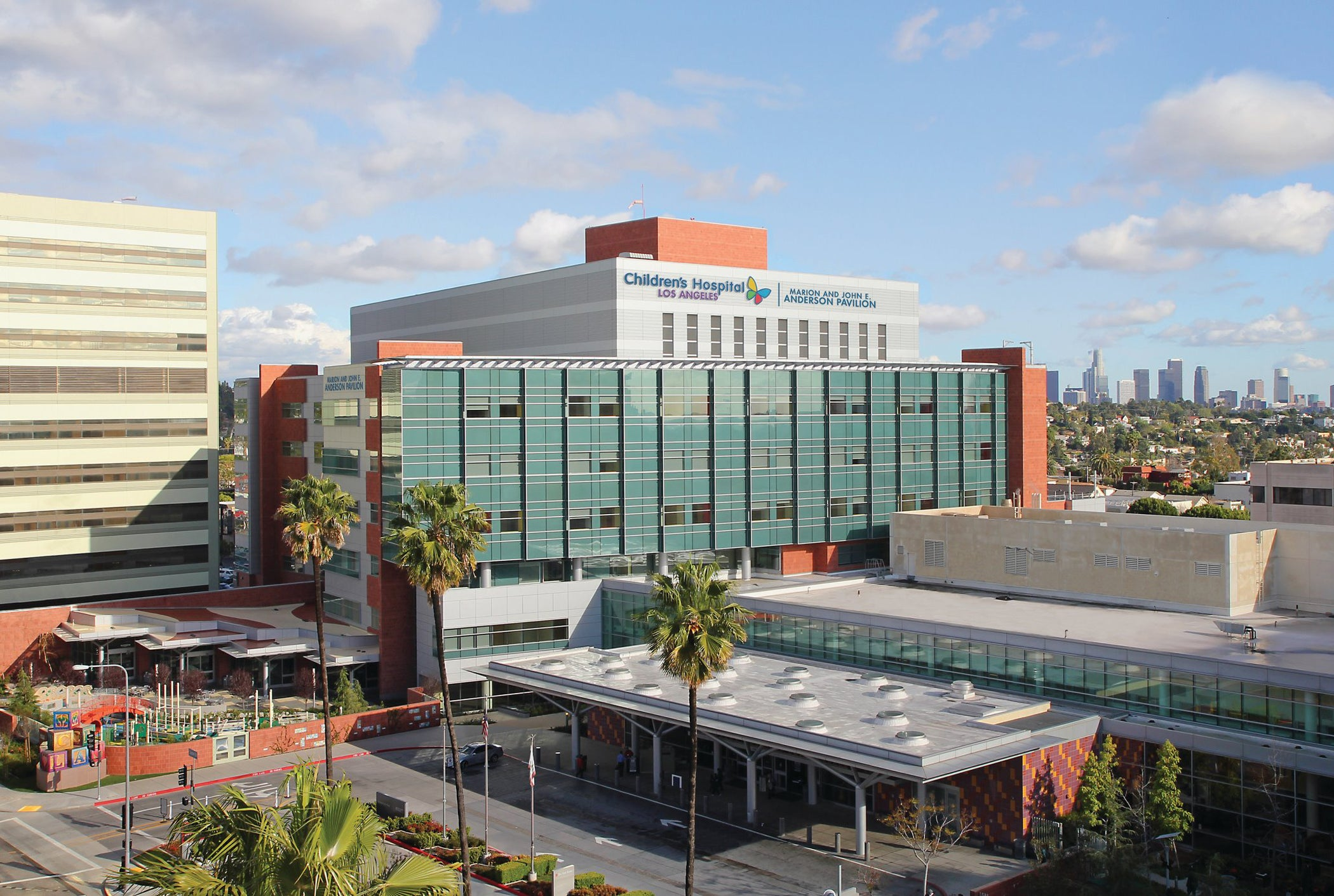 1e90b51d724d4 Children s Hospital Los Angeles (CHLA)