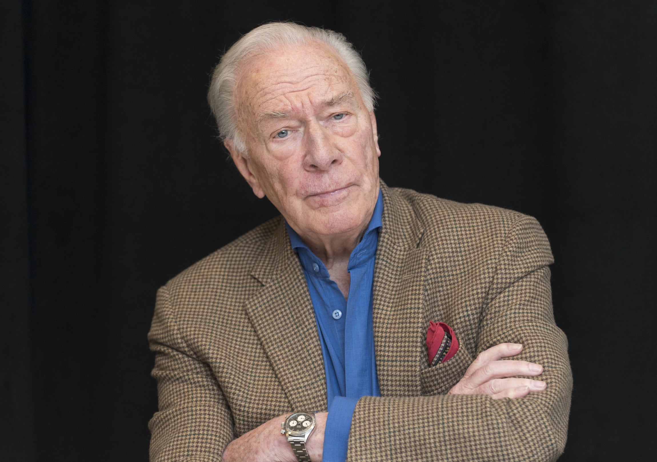 Christopher Plummer, Golden Globe winner