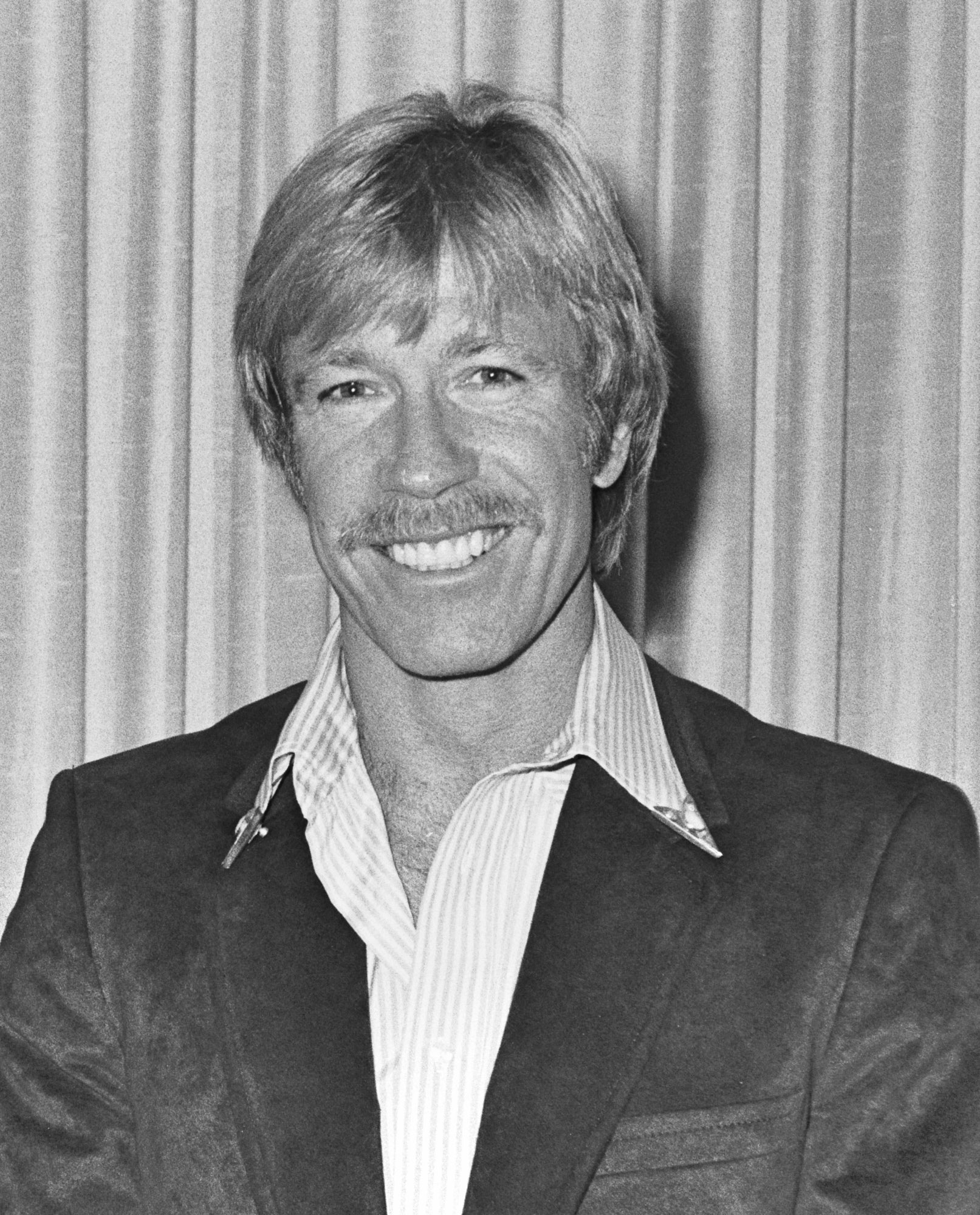 Actor Chuck Norris, 1981