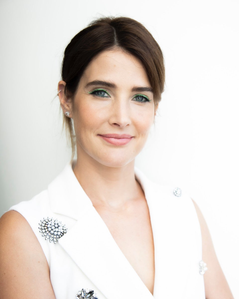 Actress Colbie Smulders