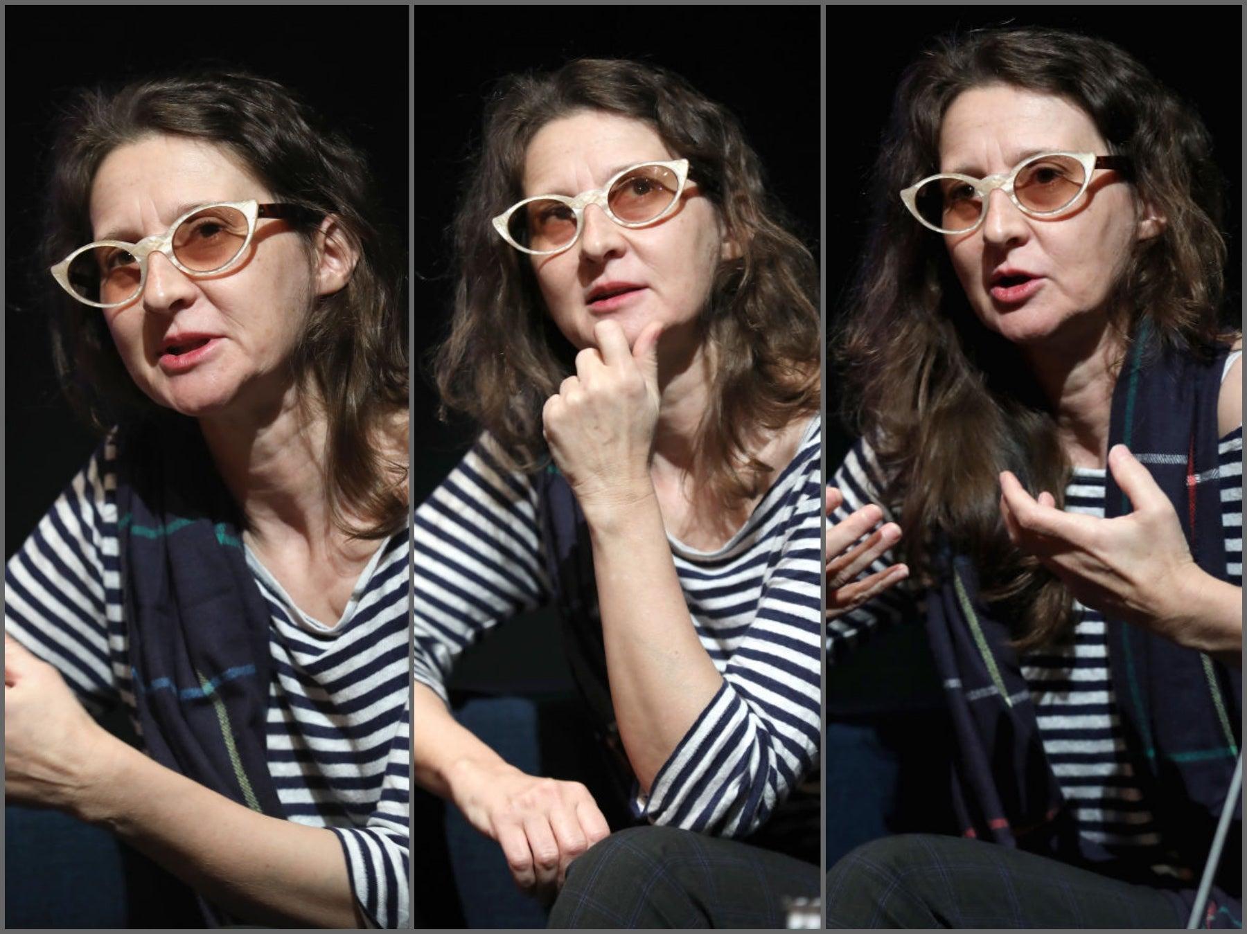 Argentinian filmmaker Lucrecia Martel
