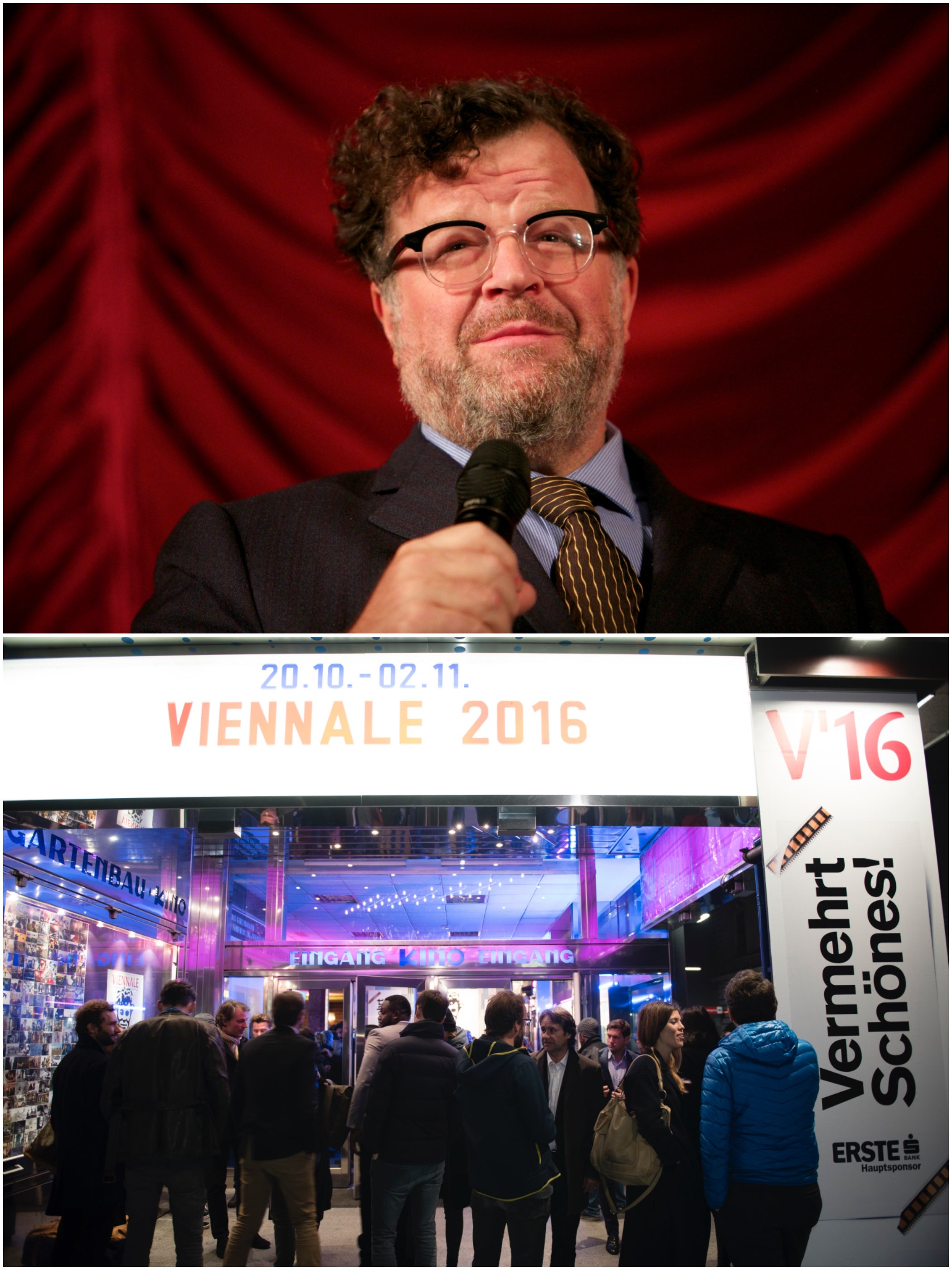 Director Kenneth Lonergan at the 2016 Vienna Film Festival