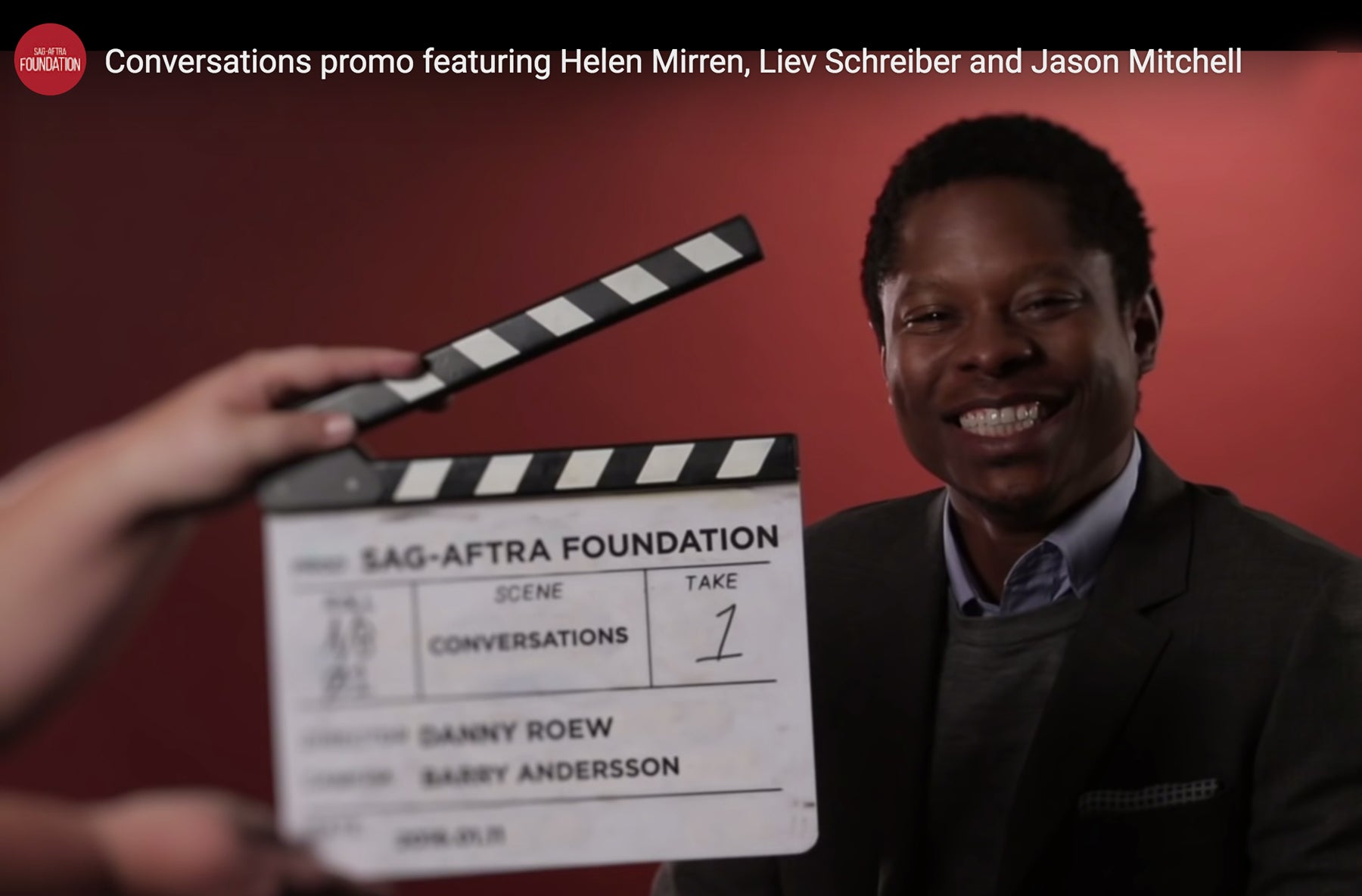 SAG-AFTRA Foundation Conversations